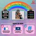 Win a AEON Voucher worth RM500